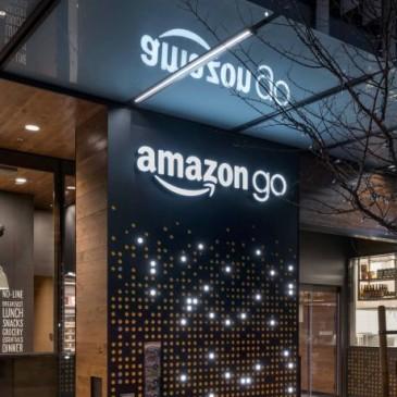Amazon go: la nuova uscita di Amazon!