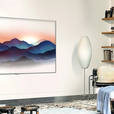 TV Samsung che si mimetizza