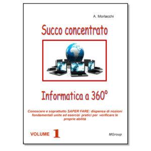 Succo concentrato Vol. 1